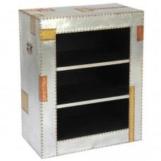 Aluminium Copper Industrial Bookcase