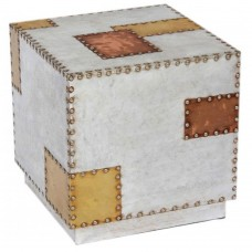 Aluminium Copper Industrial Box Table Stool