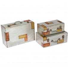 Aluminium Copper Industrial Storage Cases