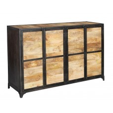 Ascot Industrial Large Sideboard