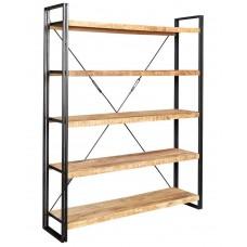 Cosmo Industrial Bookcase