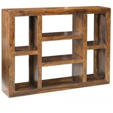 Cube Sheesham Industrial Multi-shelf