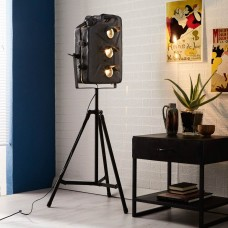 Industrial Style Jerry Can Floor Lamp