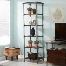 Santara Industrial Bookcase