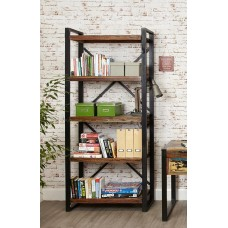 Urban Chic Industrial Large Bookcase