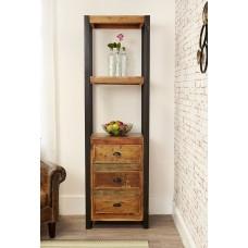 Urban Chic Industrial Alcove Bookcase