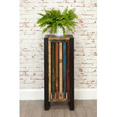 Urban Chic Industrial Lamp Table