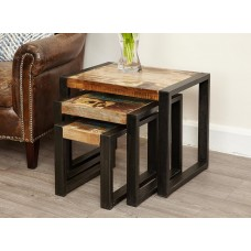 Urban Chic Industrial Table Nest